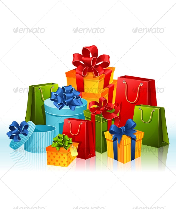 Gifts - Man-made Objects Objects