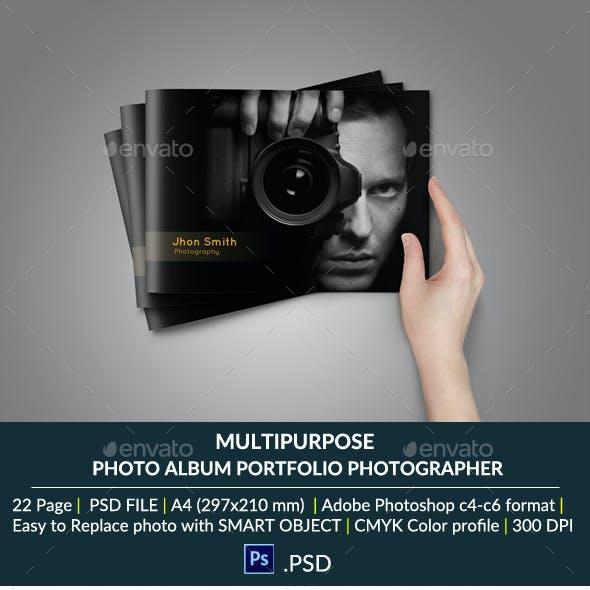 Portfolio Photographer