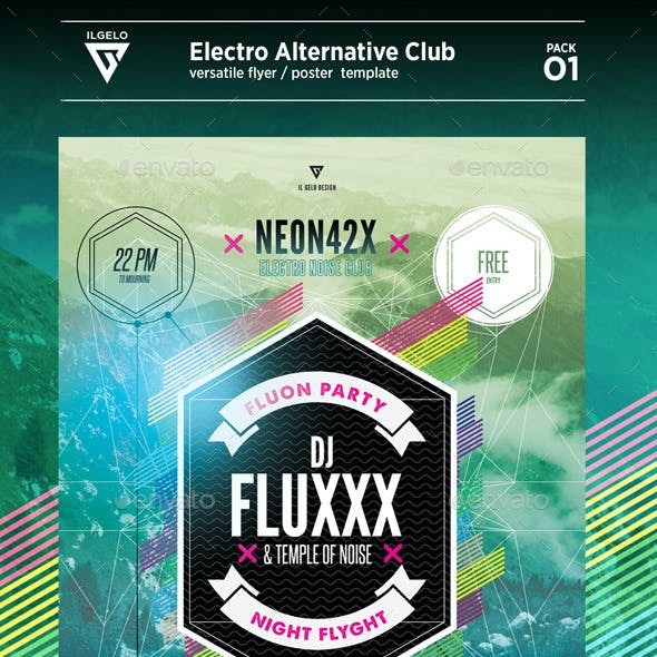Electro Alternative Club / Pack 02