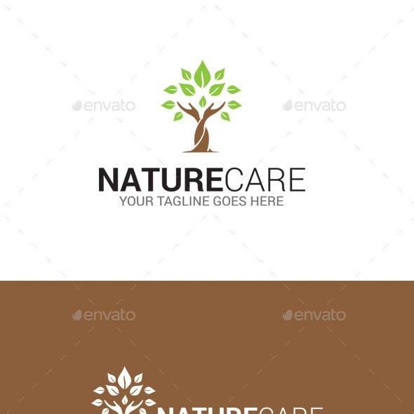 Tree & Nature Care Logo