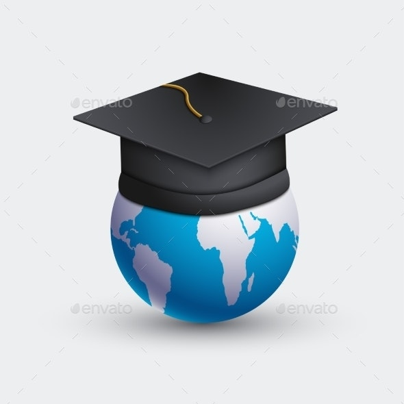 Modern Education Objects - Business Conceptual