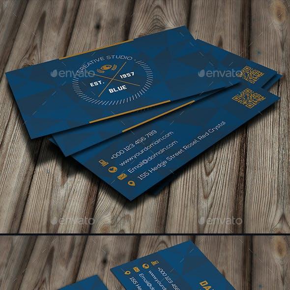 Bundle - Blue & Black Creative