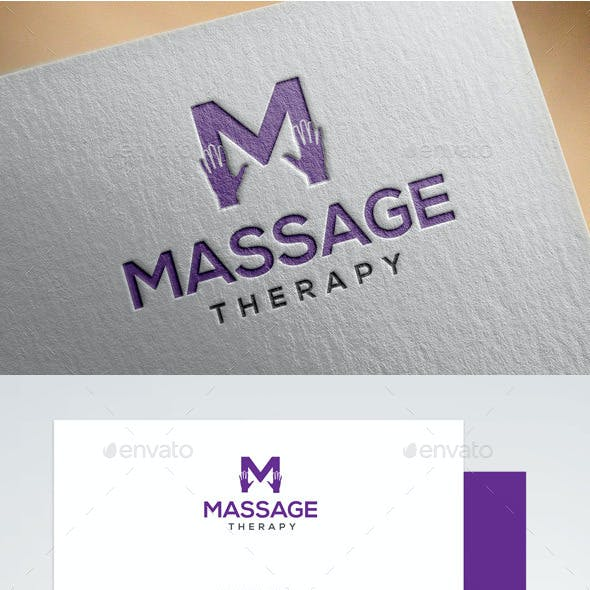 Massage and Physical Therapy Logo