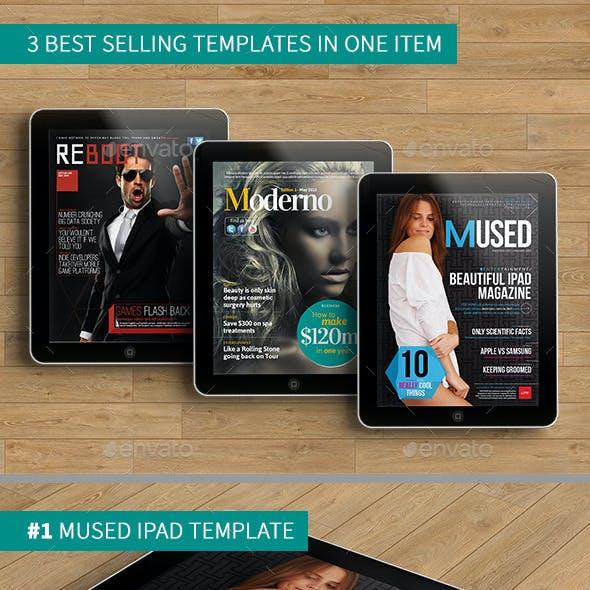 iPad Magazine Bundle
