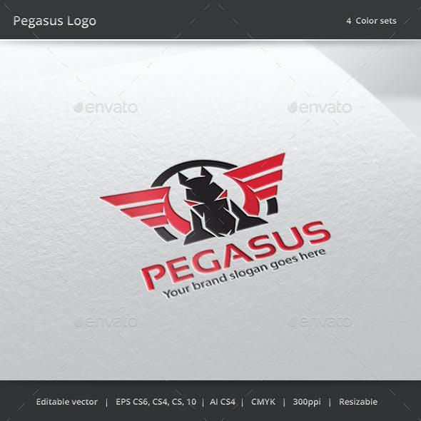 Pegasus Brand Logo
