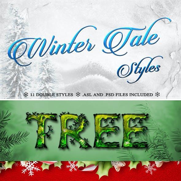 Winter Tale Styles
