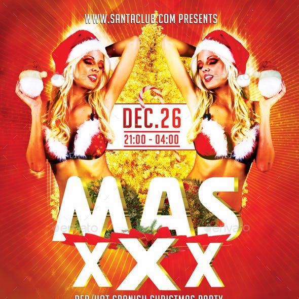 Flyer Mas XXX