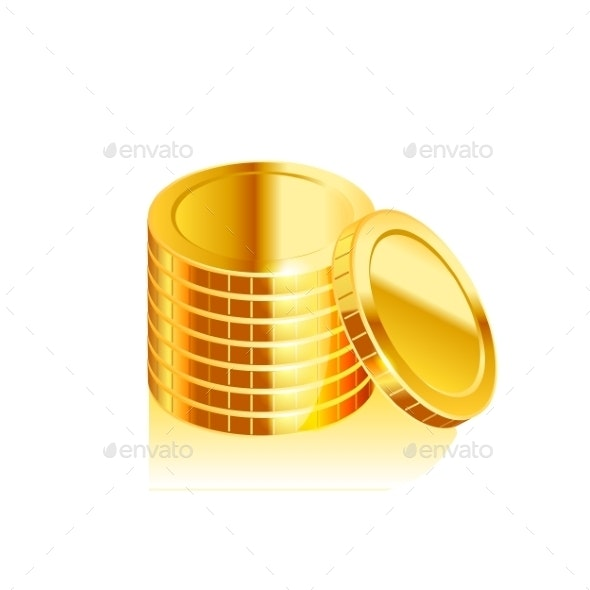 Stack of Coins - Retail Commercial / Shopping