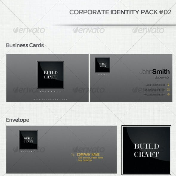 Corporate Identity Pack #02