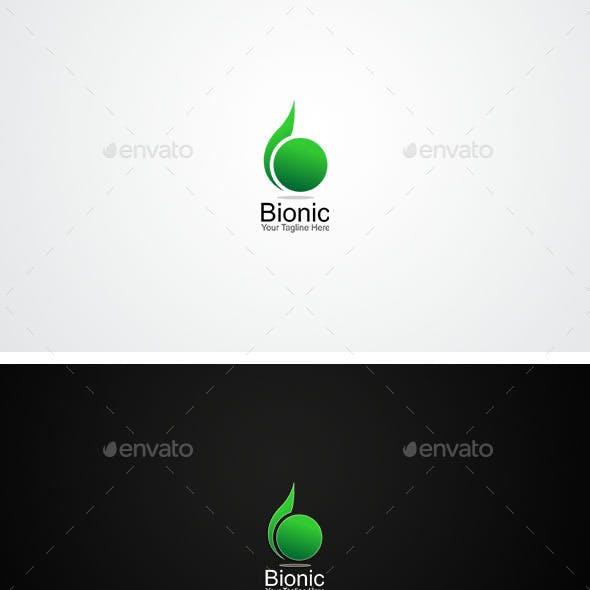 Bionic Logo Template