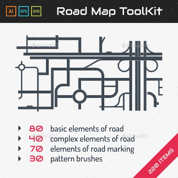 Road Map ToolKit - Travel Conceptual