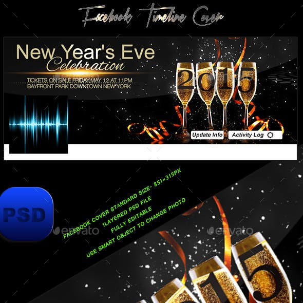 New Year Timeline Cover