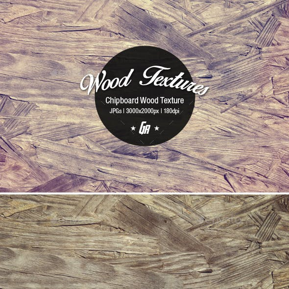 Wood Texture - Chipboard