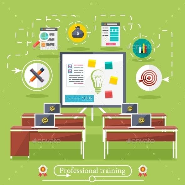 Professional Education Class - Conceptual Vectors