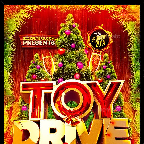 Toy Drive Flyer V2