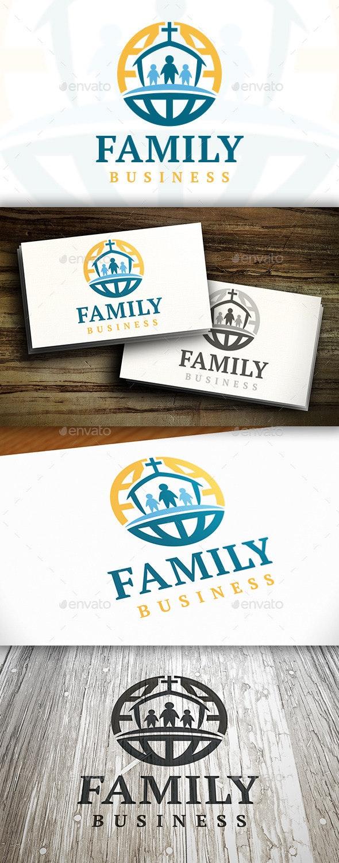 World Church Logo - Humans Logo Templates