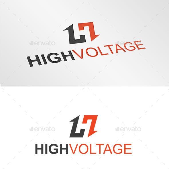 Letter H Arrow Logo