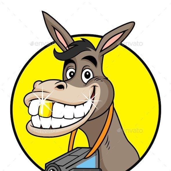 Weird Donkey
