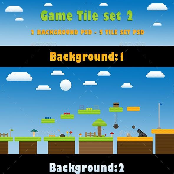 Game Tile Set 02