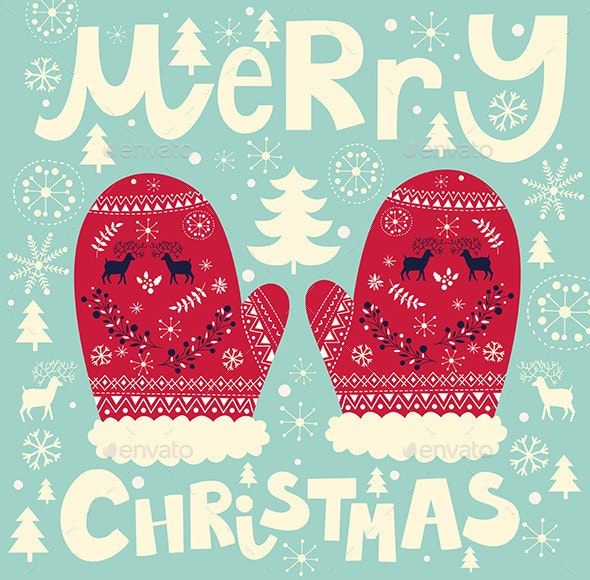 Christmas Illustration - Christmas Seasons/Holidays