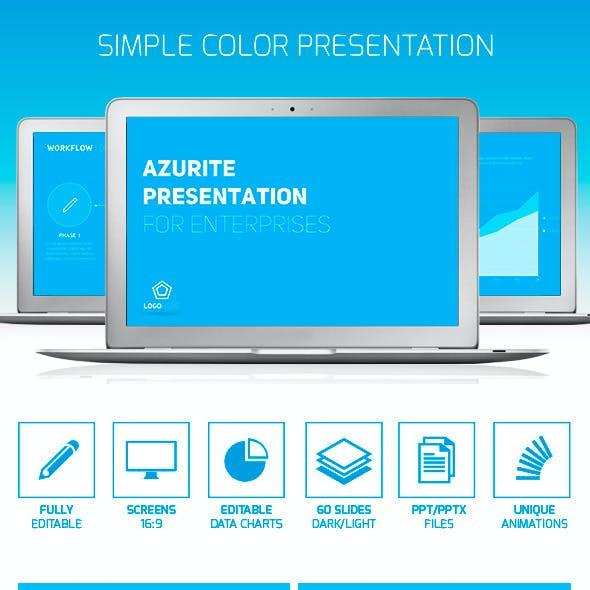 Azurite Presentation