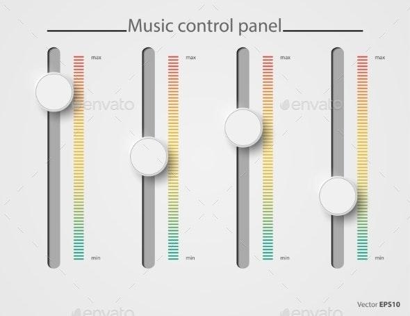 Volume Control - Web Technology