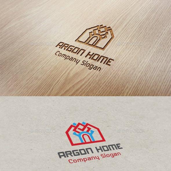 Argon Home Logo