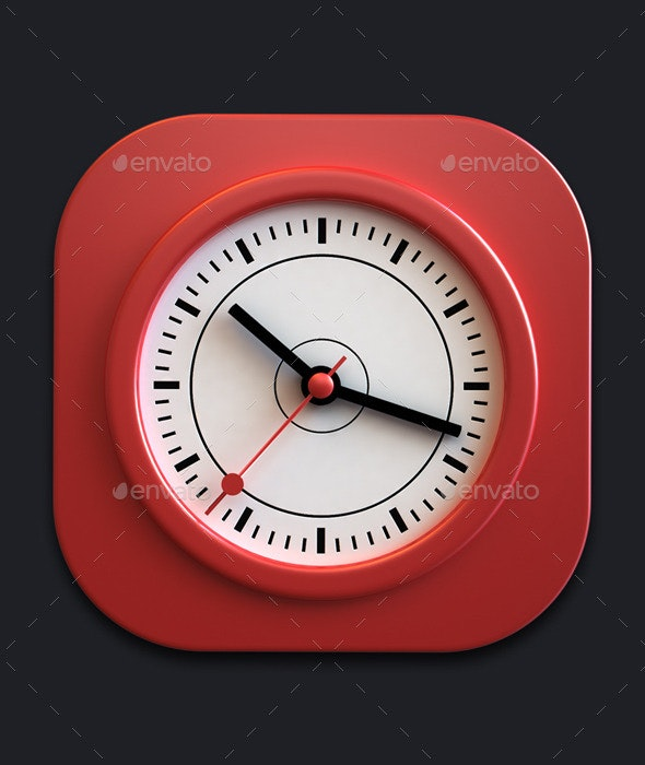 Clock - 3D Renders Graphics