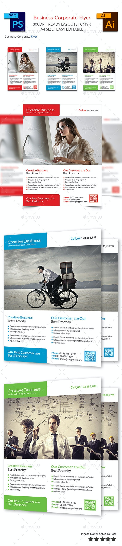 Business Flyers Templates - Flyers Print Templates