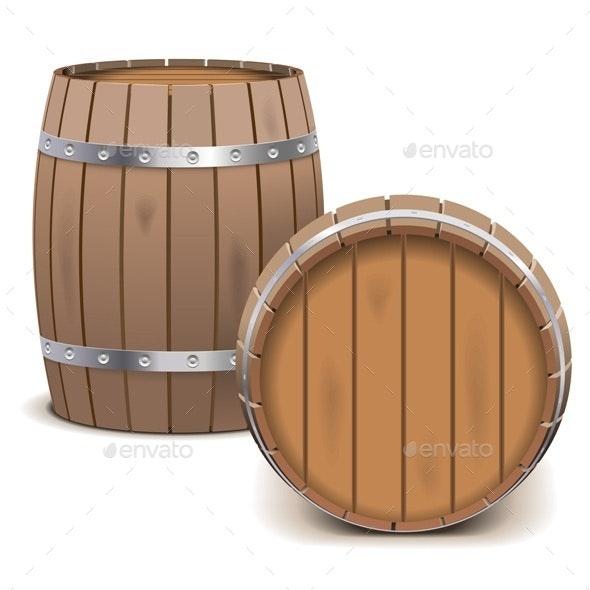 Vector Barrels - Industries Business