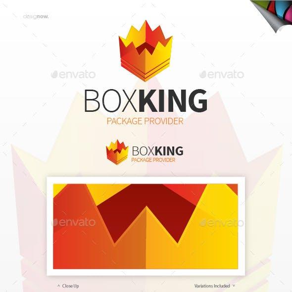 Box King Logo