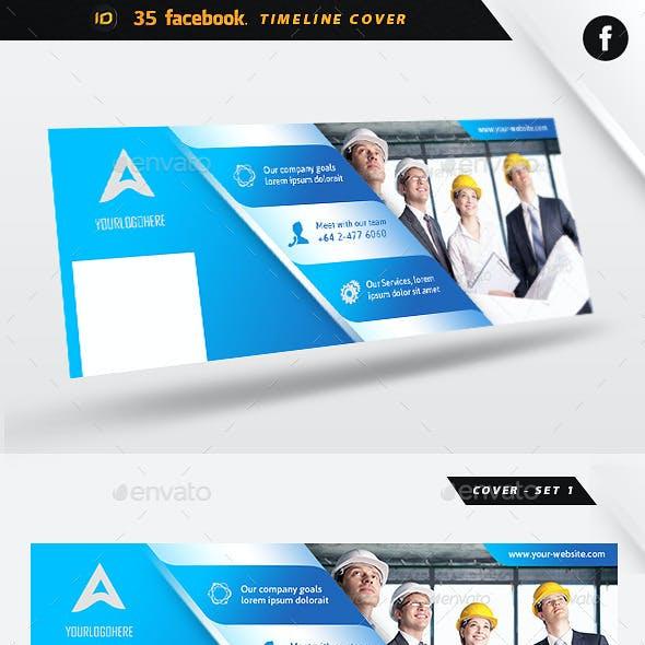 35 Corporate Facebook Timeline Cover