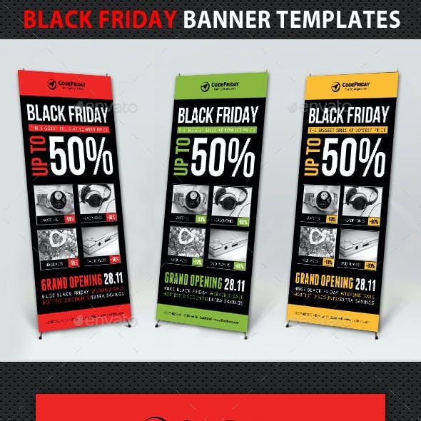 Black Friday Sale Banner Template V02