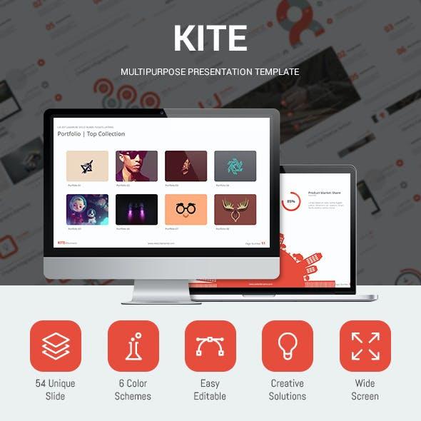 Kite - Presentation Template
