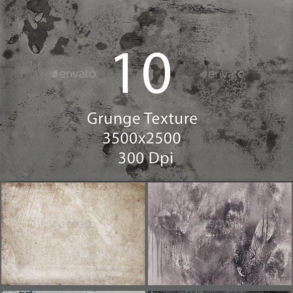 10 Grunge Texture