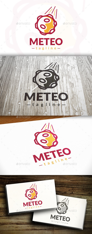 Meteor Logo - Symbols Logo Templates
