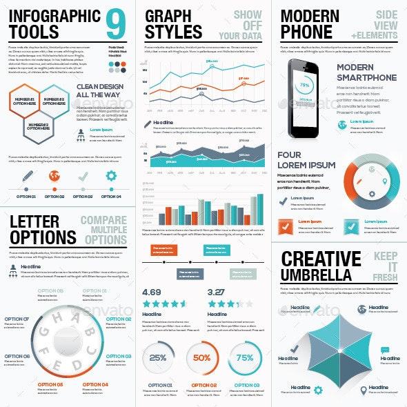 Infographic Tools 9 - Modern Infographics - Infographics