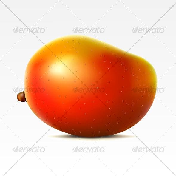 Mango  - Food Objects