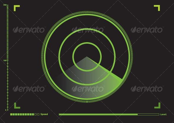 Radar meter - Technology Conceptual