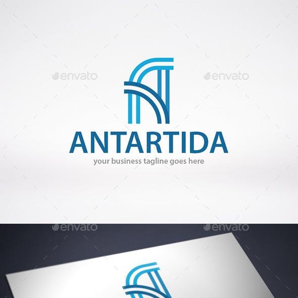 A Letter Design Logo Template