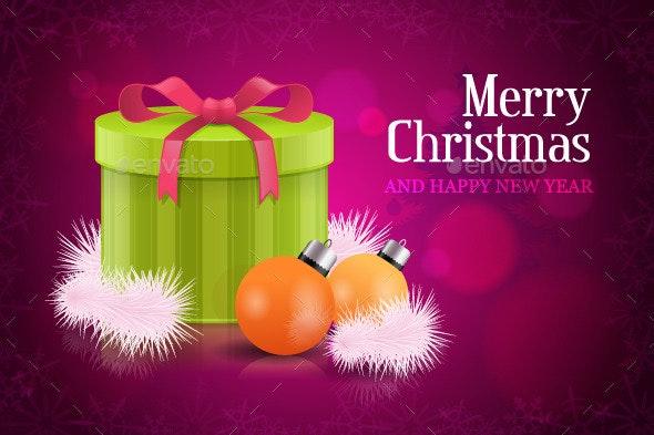 Merry Chistmas - Christmas Seasons/Holidays