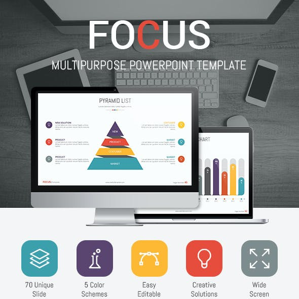 Focus - Presentation Template