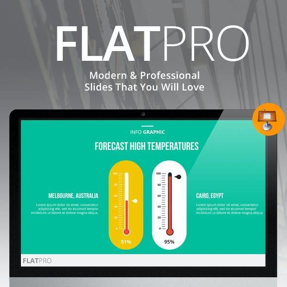 FlatPro | Keynote Template