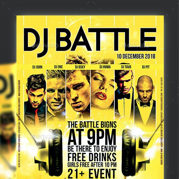 Dj Battle V