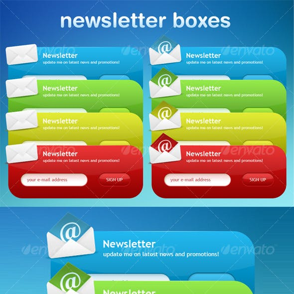 Newsletter Boxes
