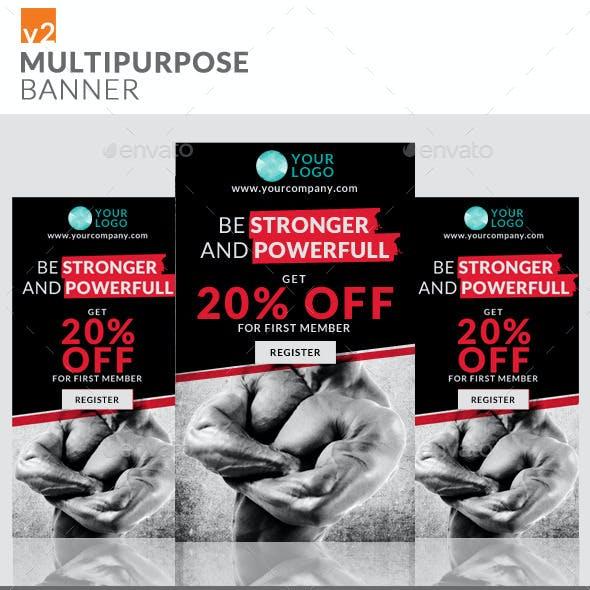 Multipurpose Banner Ads v2