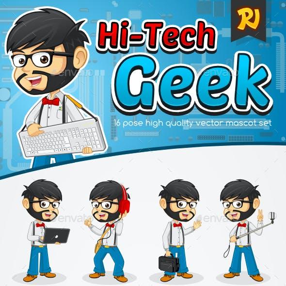 Hi-Tech Geek
