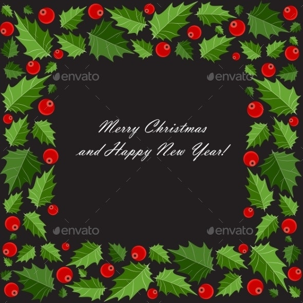 Abstract Beauty Christmas and New Year Background. - Christmas Seasons/Holidays