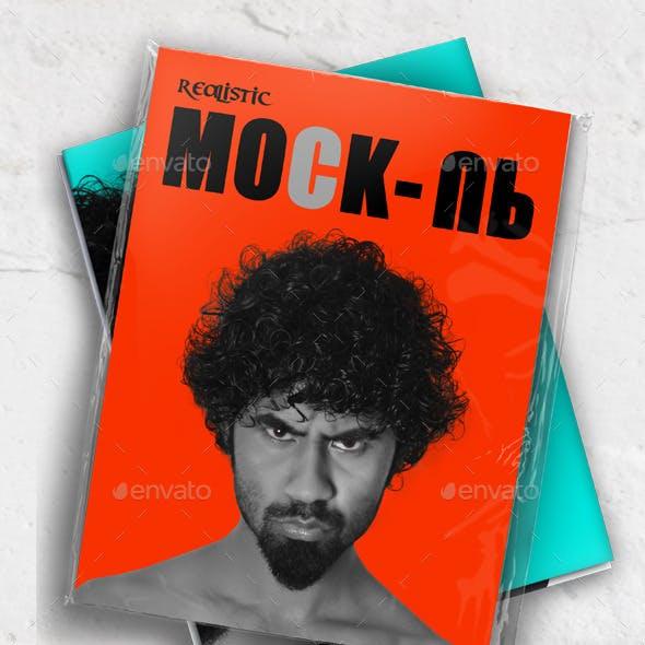 Magazine / Book Mock-Up