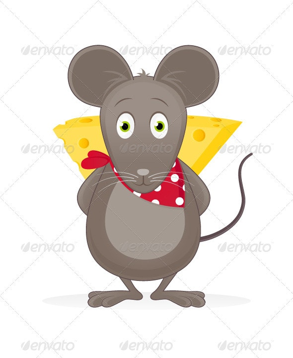 Cartoon  Mouse - Animals Characters